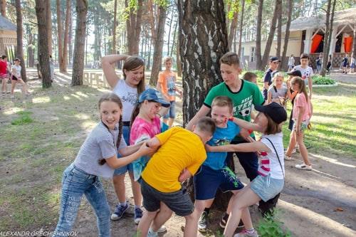 Заезд в курские лагеря запланирован на 15 июля