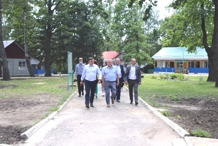 5 загородных лагерей будут капитально отремонтированы