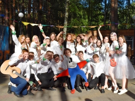 Курский профильный лагерь «Комсорг» стал дипломантом всероссийского конкурса на лучшую программу детского отдыха
