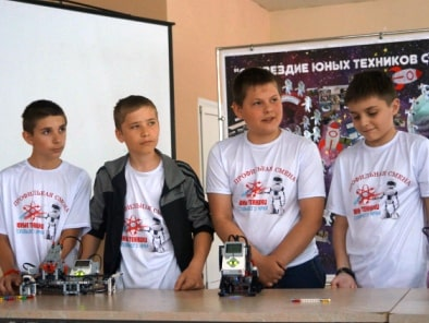 Смена «Юные техники Соловьиного края» — 2021