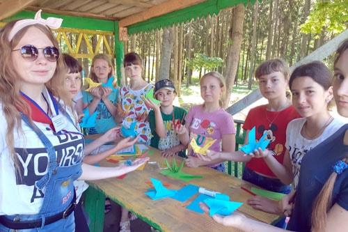 Обоянский лагерь «Солнышко» присоединился к программе кэшбэка